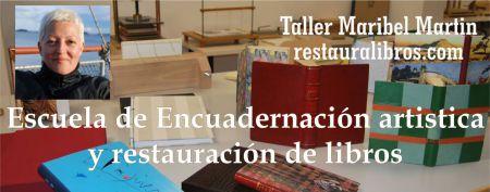 escuela de encuadernación artística y restauración de libros